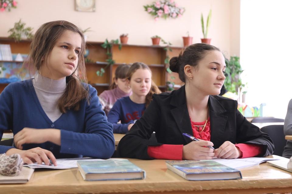 Количество учеников в уфимских школах с каждым годом растет