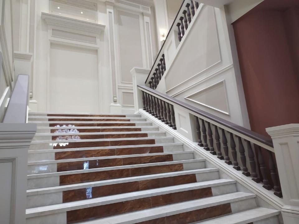Библиотека преобразилась после ремонта. Фото: Михаил Красильников