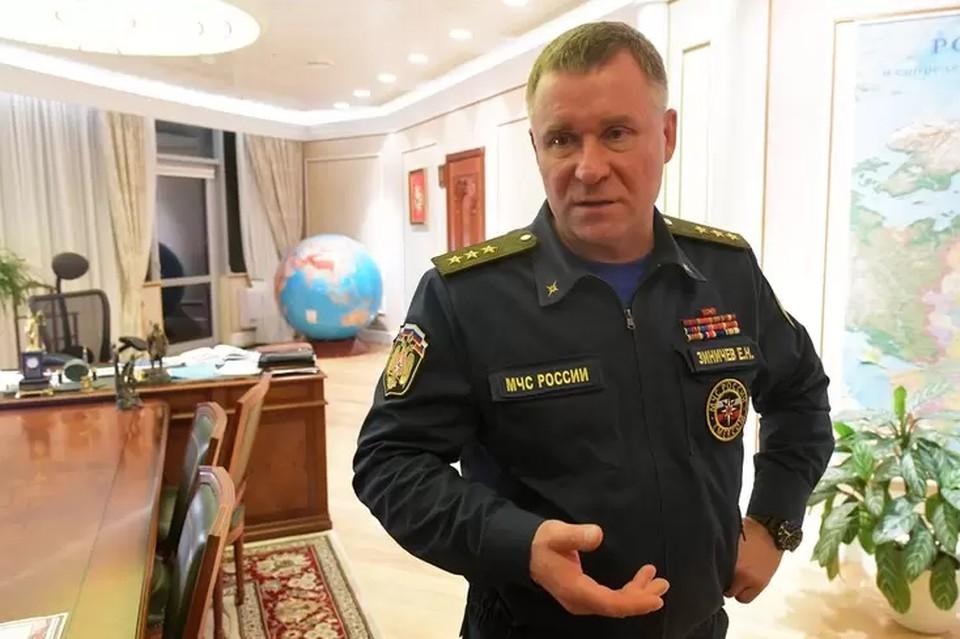 Евгений Зиничев неоднократно бывал в Челябинской области