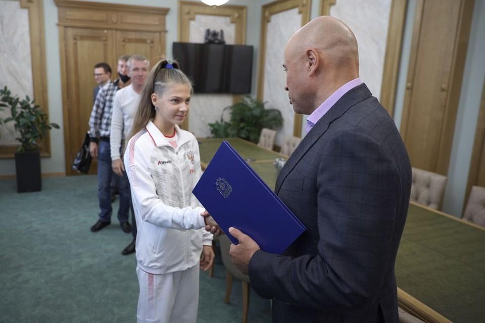 Фото предоставлены пресс-службой администрации Липецкой области