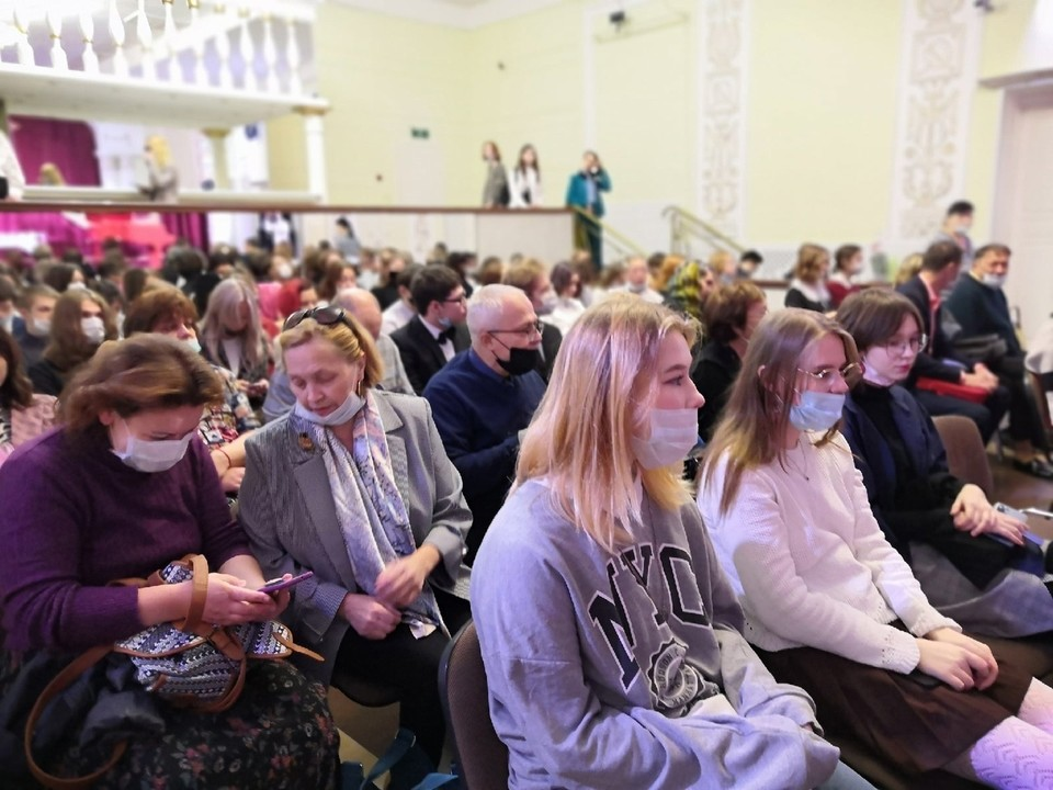 Фото: пресс-служа Колледжа искусств Республики Коми