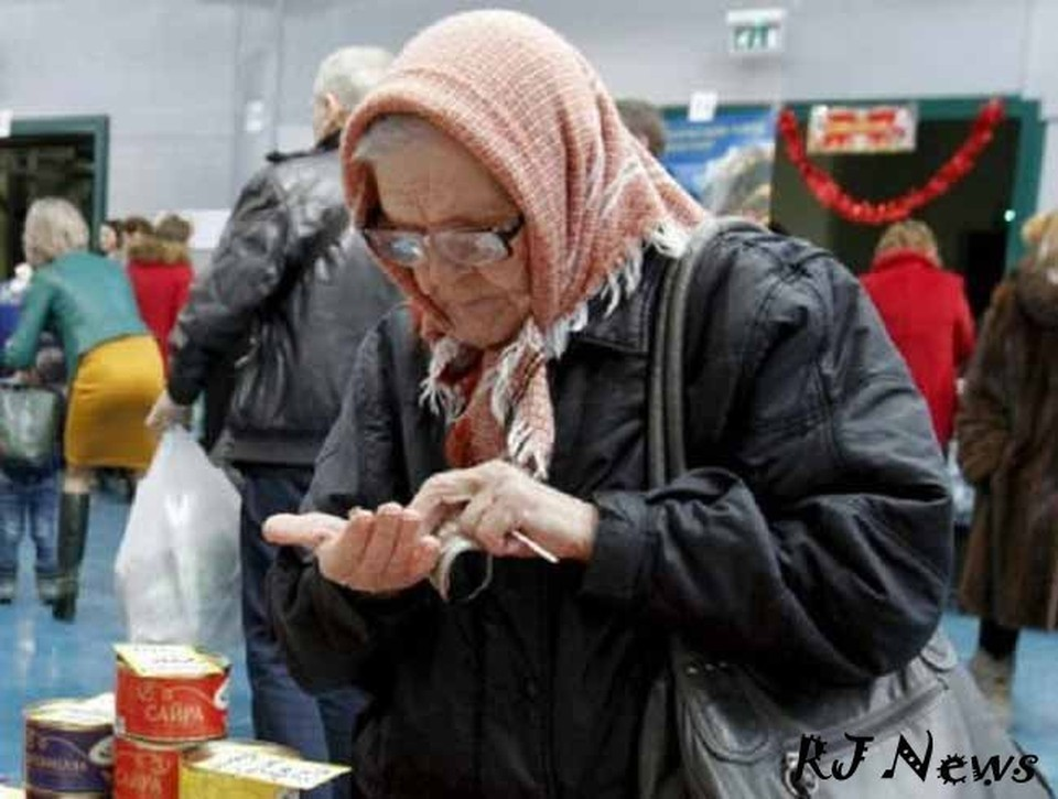 Пенсии в Молдове повысят на копейки, а цены растут бешеными темпами. Фото: соцсети
