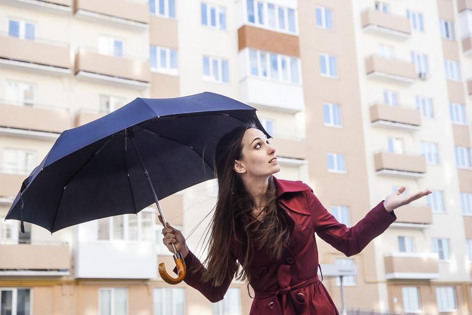 В Самарской области могут пройти дожди