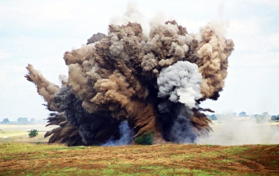 Последней точкой будет взрыв. Фото: архив «КП»-Севастополь»