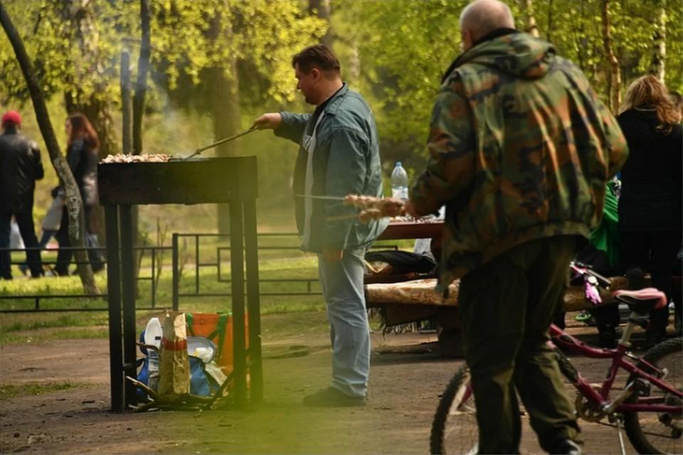 В Ростове слегка потеплеет