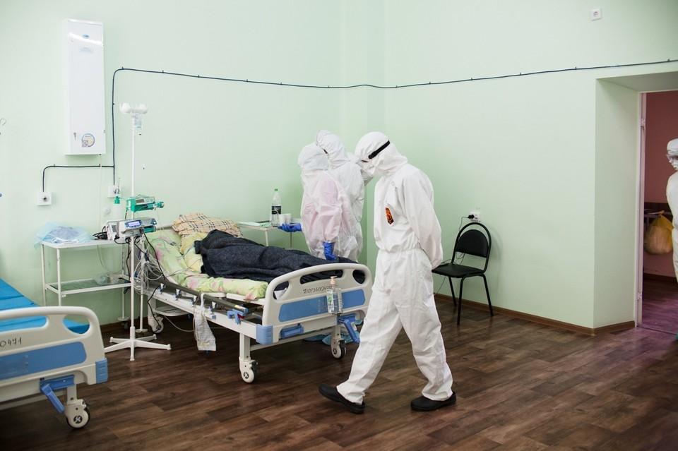 От коронавируса за день умерли 20 человек