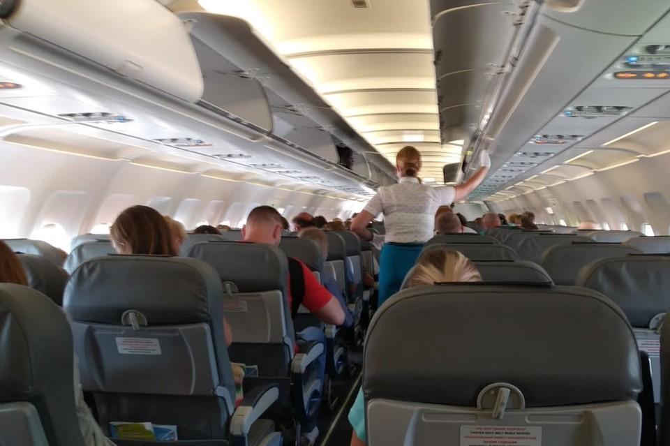 Самолеты вновь полетят из Липецка в Калининград
