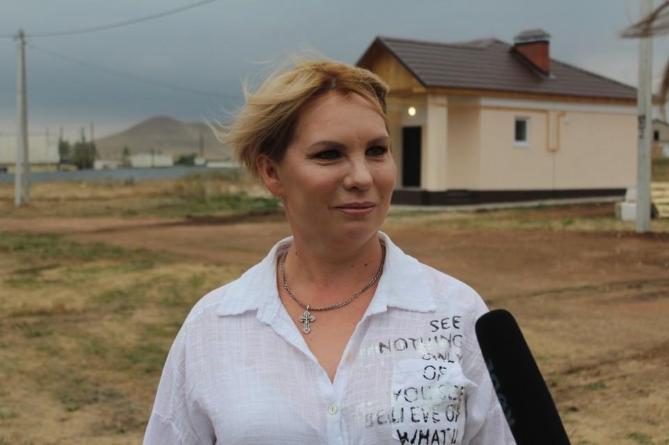 В Самарской области жители сел получают ключи от домов
