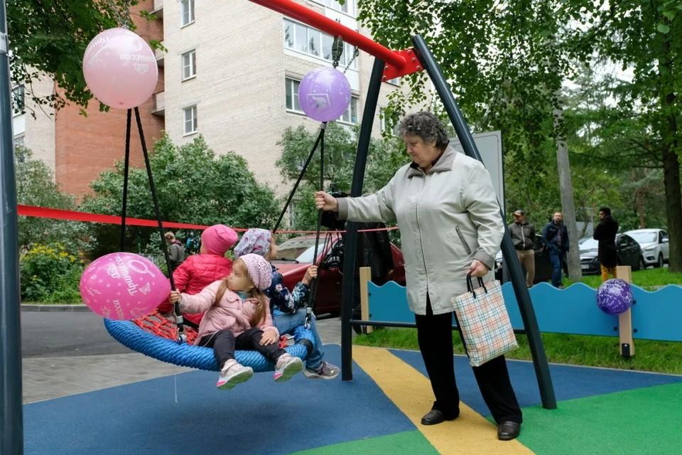 В Петербурге обещают благоустроить более 40 общественных пространств до конца года.