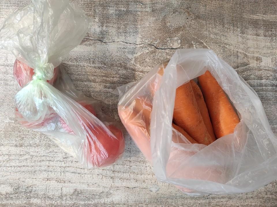 Тюменцы могут подарить излишки овощей малоимущим семьям.