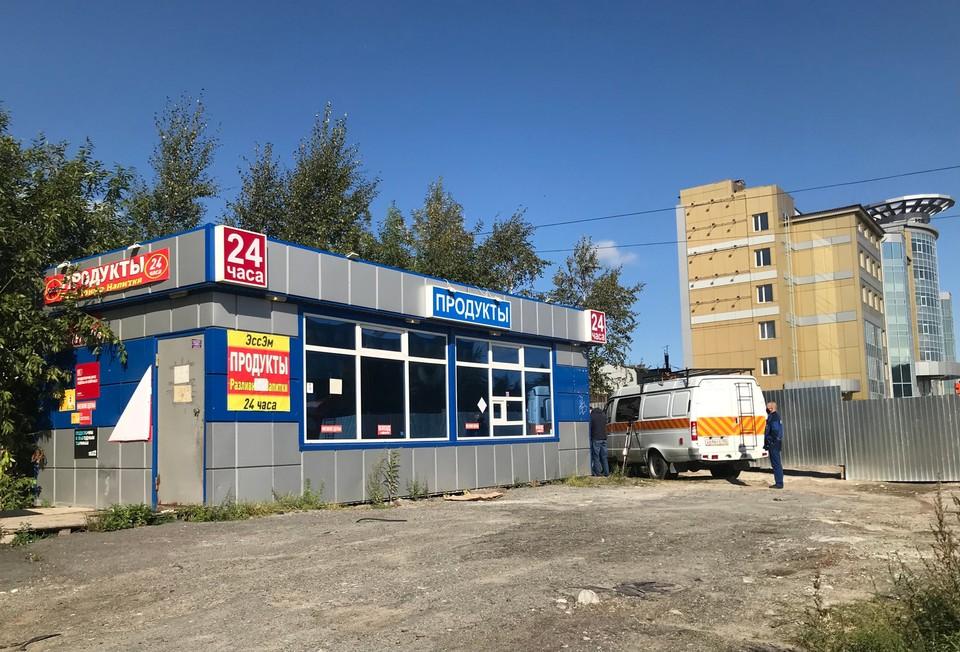 До конца сентября в Сургуте снесут 14 незаконно установленных ларьков Фото: Официальный сайт Администрации города Сургута