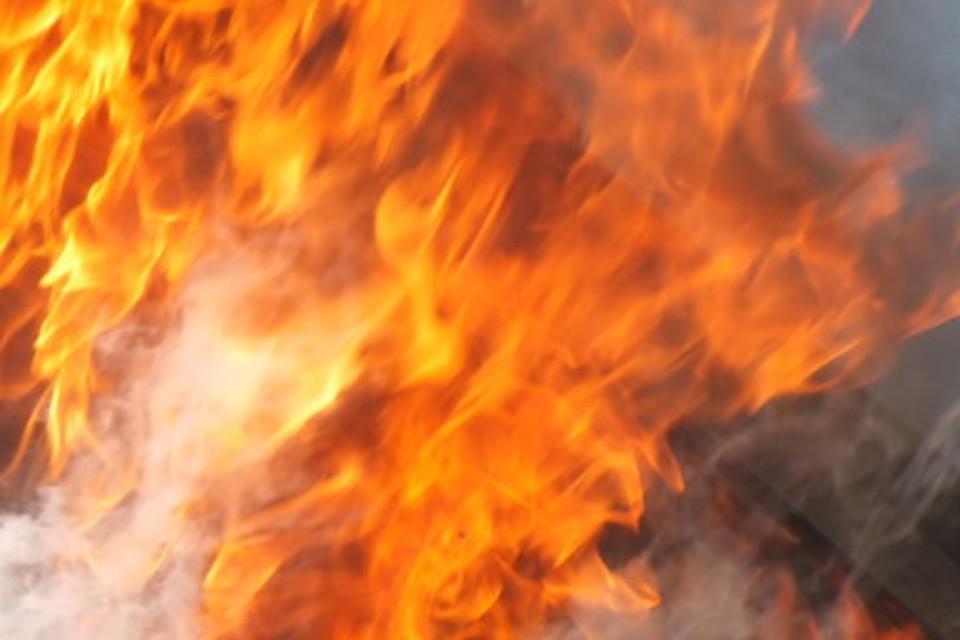 50-летняя женщина погибла в огне пламени