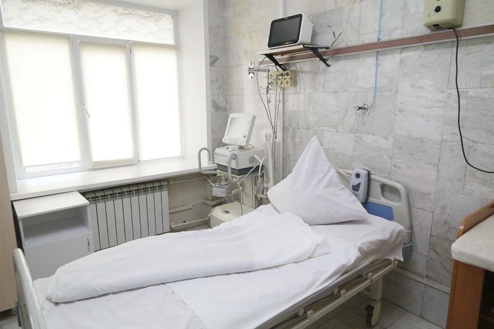 Сегодня на лечении в инфекционных госпиталях с лабораторно подтвержденным коронавирусом находятся 2632 человека