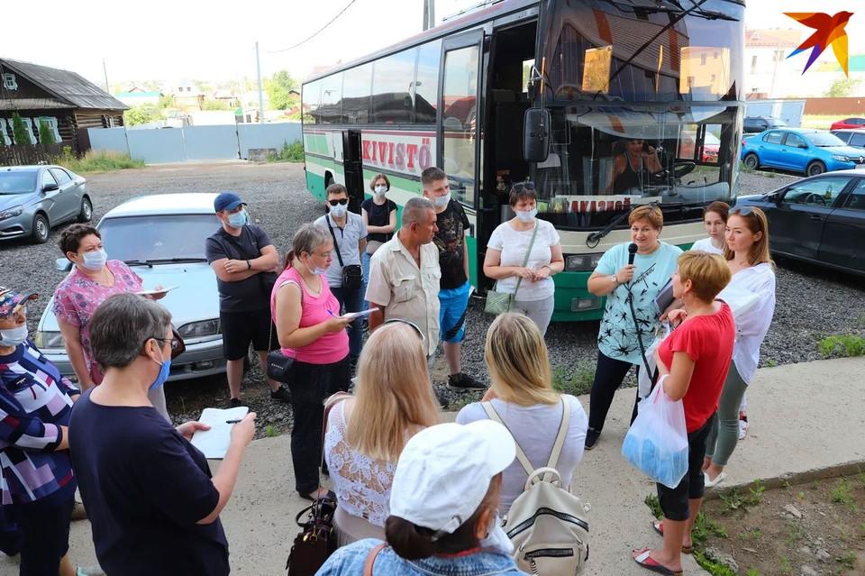 Участники автобусного тура посетят пять ЖК и один коттеджный поселок.