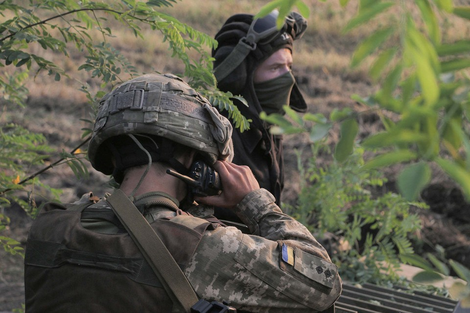 Украинская армия не прекращает обстрелы. Фото: штаб ООС