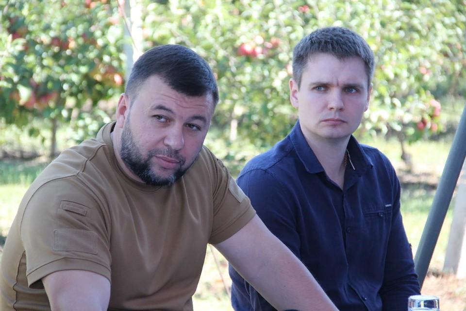 Глава ДНР считает, что сфера сельского хозяйства требует постоянной поддержки со стороны государства. Фото: сайт Главы ДНР