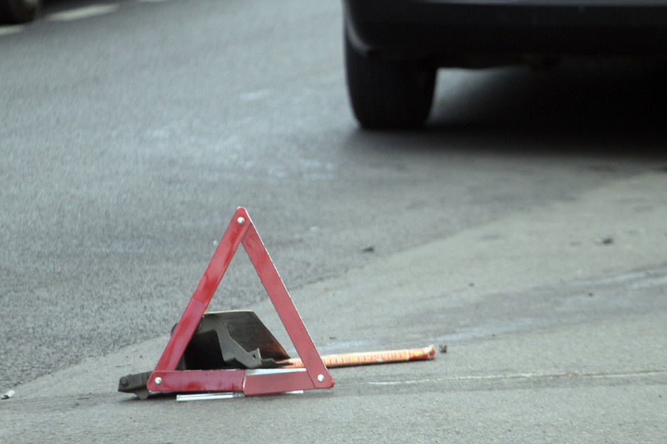 Авария произошла около шести часов вечера на улице Пролетарской.