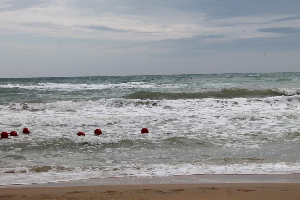 На каких курортах Краснодарского края комфортно купаться в сентябре.