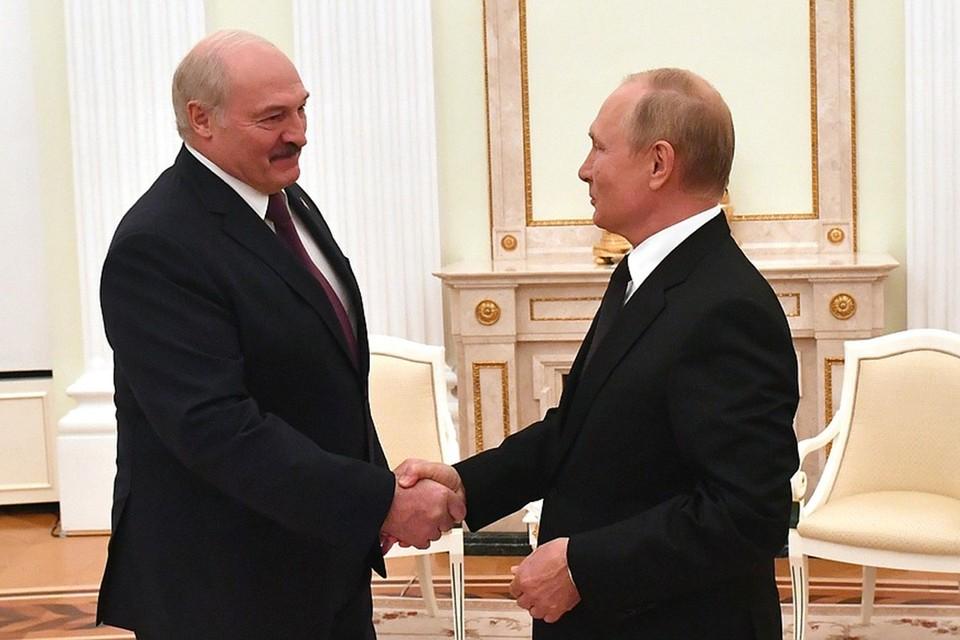Песков раскрыл подробности визита Путина в Беларусь в октябре. Фото: kremlin.ru