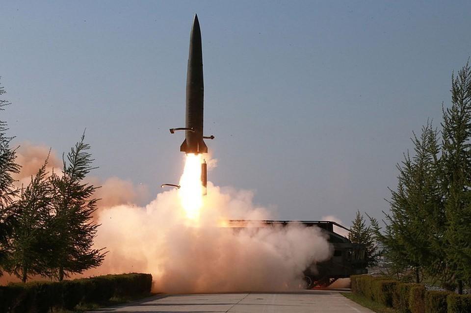 КНДР проводит испытание новой крылатой ракеты