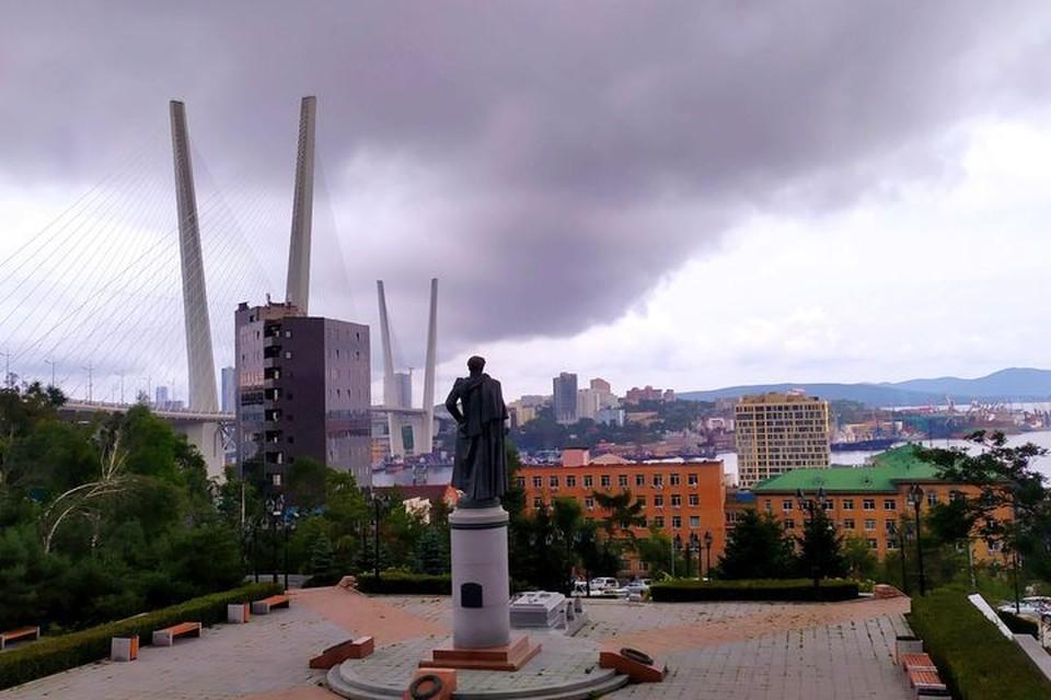 Новые улицы появляются во Владивостоке.
