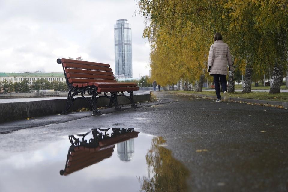 В южную часть Свердловской области на несколько дней придет тепло