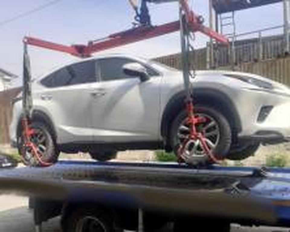 Автомобиль будет продан, а деньги пойдут на погашение задолженности. Фото: ФССП по Самарской области