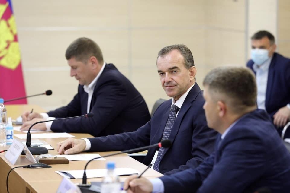 Предприятия Кубани в разы увеличили выручку. Фото предоставлено пресс-службой администрации Краснодарского края