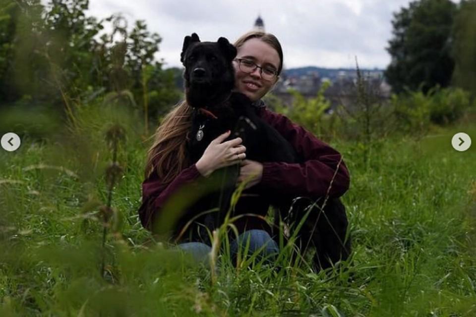 Еще одна бездомная собака из Ростова обрела счастливую жизнь в Германии. Фото: Центр безнадзорных животных
