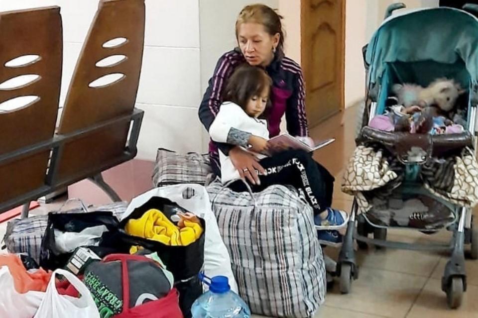 О судьбе жительницы одного из сел в Иркутской области стало известно из социальных сетей. Фото: Добро мира — волонтёры Крыма / ВКонтакте
