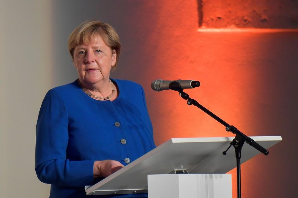 Меркель заявила о геостратегическом интересе к вступлению в ЕС Западных Балкан