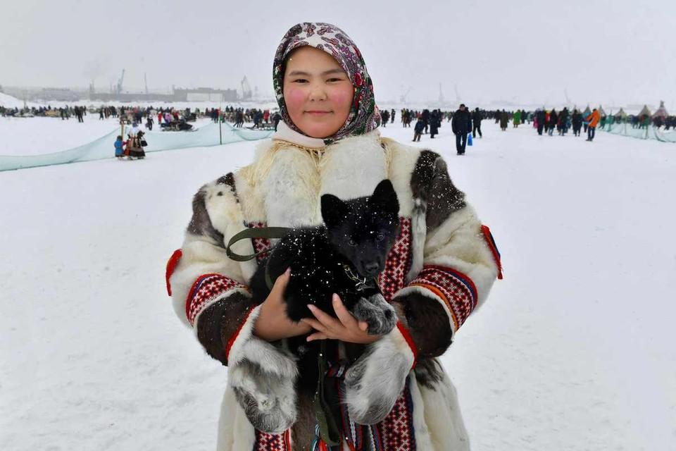 Для коренных жителей Таймыра разработана большая программа развития. Фото: Марина Пешкова