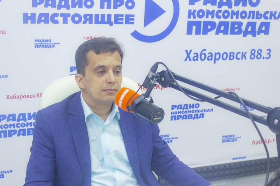 Алексей Давыдов, главный специалист производственного отдела городского управления ЖКХ и ЭЖФ