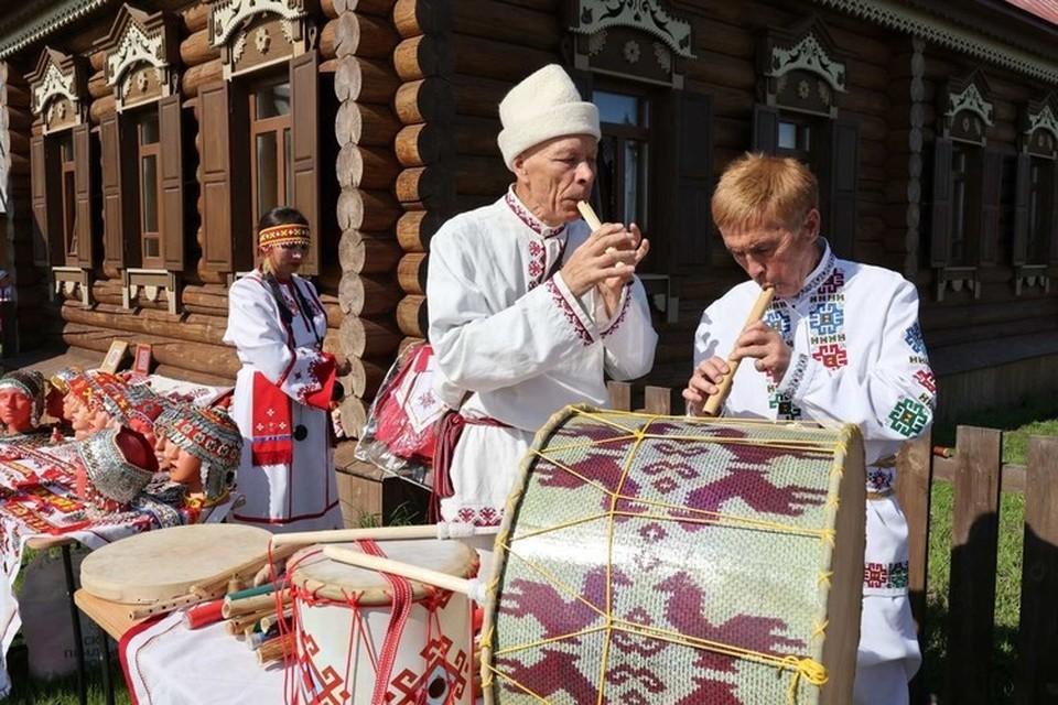 В Самаре открыли Парк дружбы народов