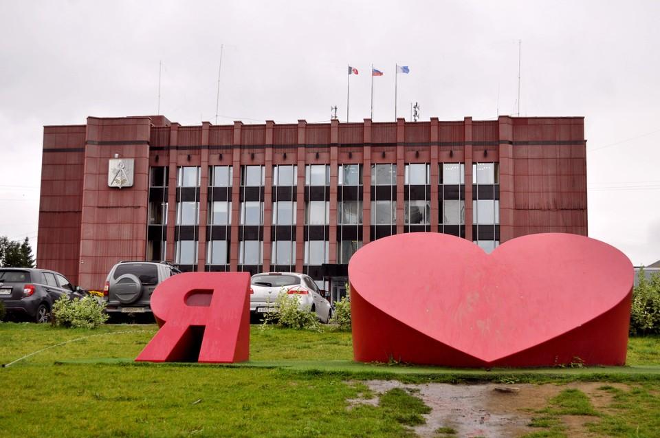 Здание администрации Ижевска. Фото: Алена Селезнева