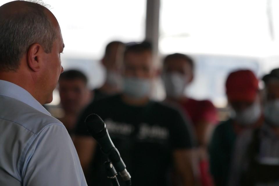 Кандидат в депутаты Виталий Кушнарев опубликовал свою предвыборную программу на сайте кушнарев2021.рф