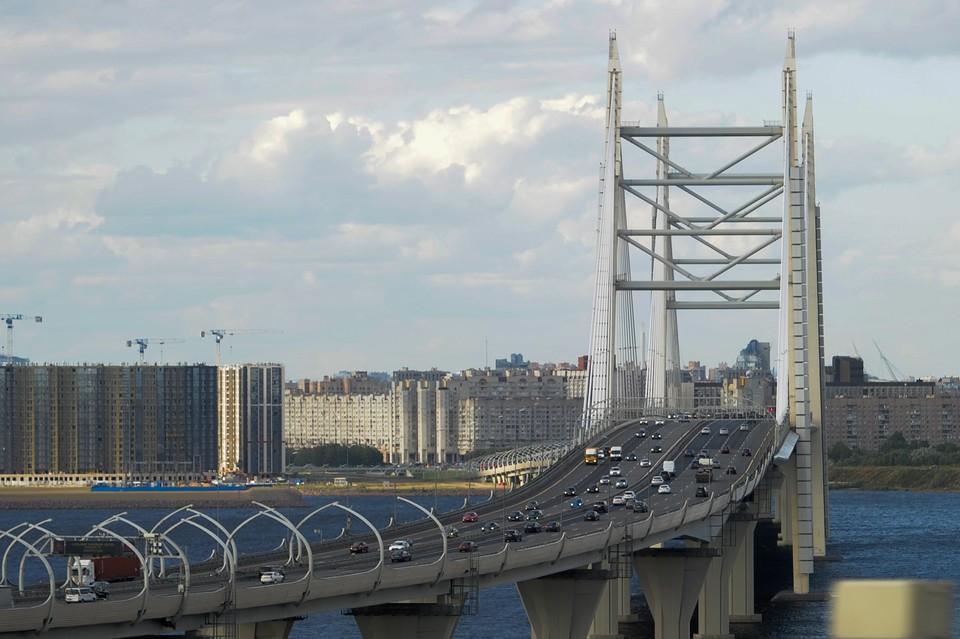 Рабочее движение по Шуваловской развязке ЗСД откроется 14 сентября