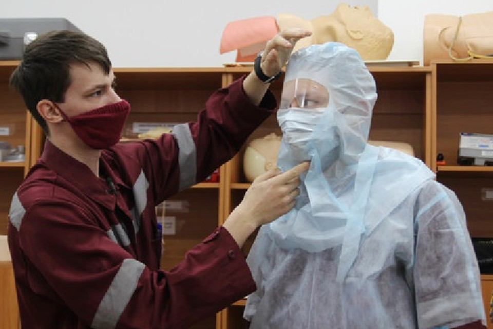 Медики напоминают о необходимости соблюдения санитарно-гигиенических рекомендаций. Фото: Минздрав ЛНР