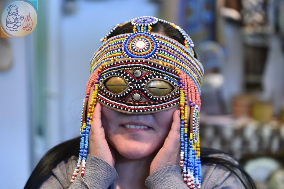 Фото: Выставка-ярмарка «Сокровища Севера. Мастера и художники России»