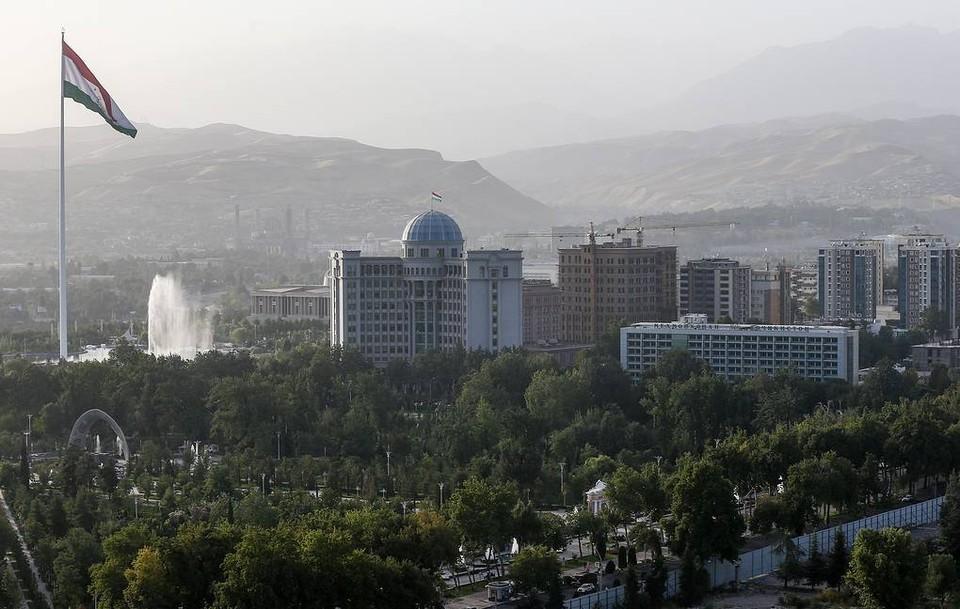 Таджикистан вручил ноту протеста послу США. Фото: Егор Алеев / ТАСС