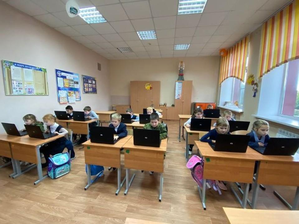 В школы Ярославской области закупают технику на 174 миллиона рублей