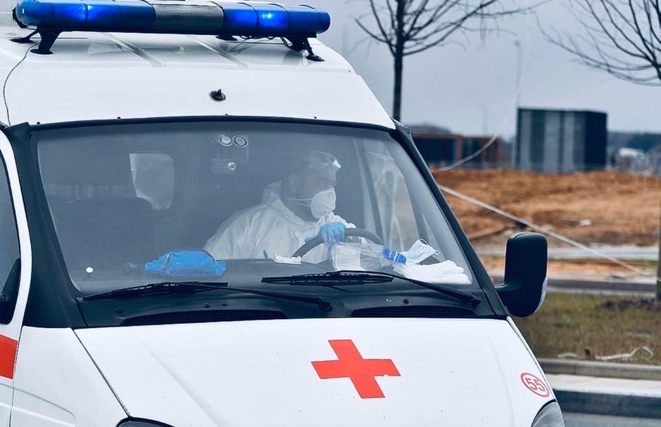 В Твери снова рост числа больных коронавирусом.