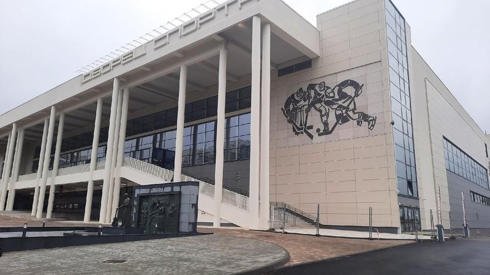 В новом Дворце можно будет проводить не только спортивные соревнования, но и концерты и конференции