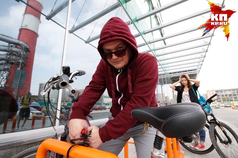 В Твери украли семь велосипедов за неделю