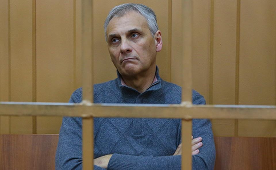 Александр Хорошавин, фото РБК