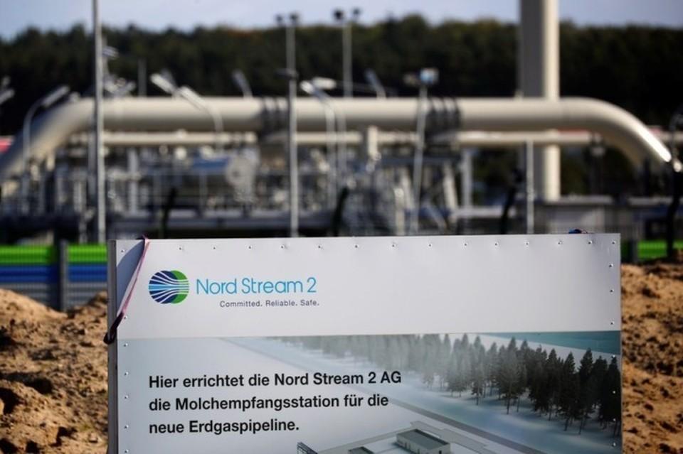 10 сентября «Газпром» объявил, что строительство «Северного потока – 2» было полностью завершено