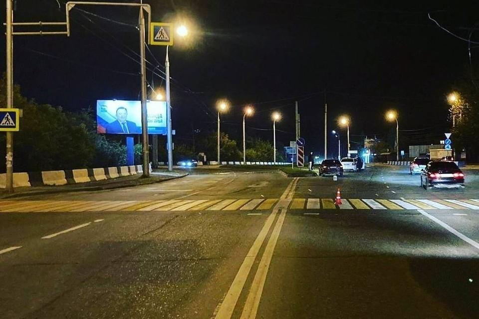 Двух школьниц сбили на пешеходном переходе в Иркутске