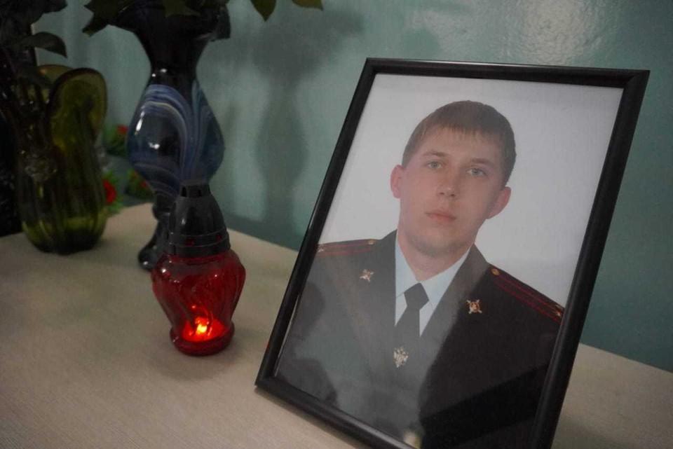 Подозреваемого в смерти сотрудника полиции уже задержали Фото: МВД России по Амурской области