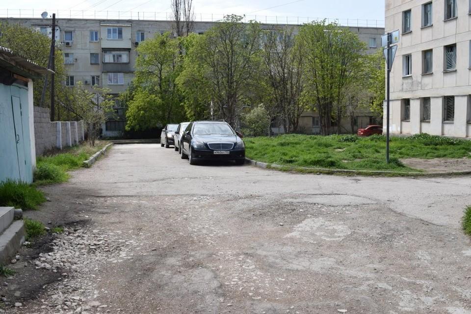 Дорога преобразится через две недели. Фото: sev.gov.ru