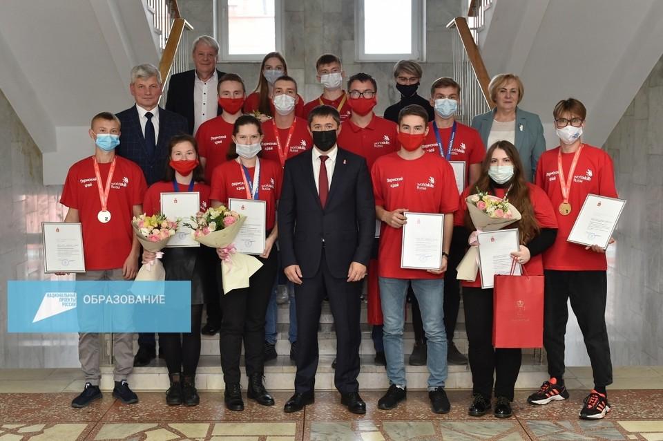 Победителями и призерами чемпионата стали 14 ребят из Пермского края.